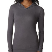 Ladies' Next Level Soft Thermal Hoody
