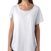 Ladies' Next Level Tri-Blend Dolman