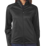 UltraClub® Ladies' Soft Shell Jacket