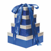 4 Tier Swwet & Savory Gift Tower